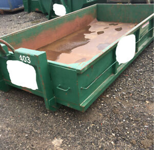 4 Yard Heavy Duty Hooklift Bins