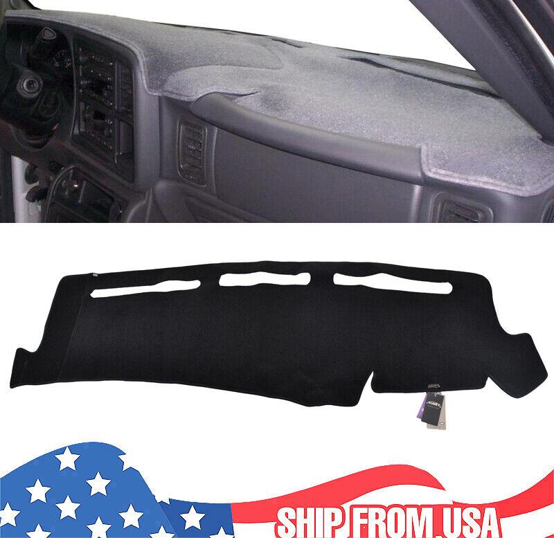 Car Dashboard Pad Dash Cover Mat For 99-06 Chevy Silverado// Tahoe// Suburban