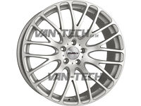 Calibre Altus 20″ Matt Silver Alloy Wheels For VW Transporter T5 and T6 vans
