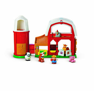 Fisher Price Little People Animal Sounds Farm $25