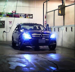 Won't last! Mercedes-Benz with upgrades!