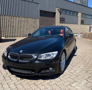 BMW 328i xDrive Coupe M package Sport exhaust 21 000 $