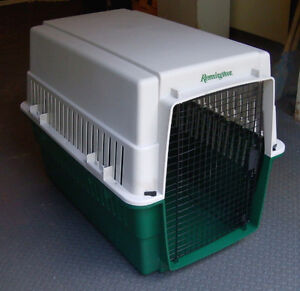 Remington Dog Crate never used