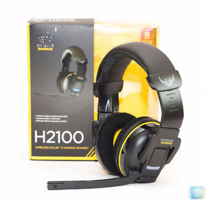 Corsair Gaming H2100 Wireless Dolby® 7.1 Gaming Headset Ecouteur