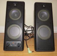 Logitech x140 Speakers 3.5 mm 5W