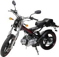 Seeking ****** REAR LUGGAGE RACK ***** for MADASS 125CC BIKE