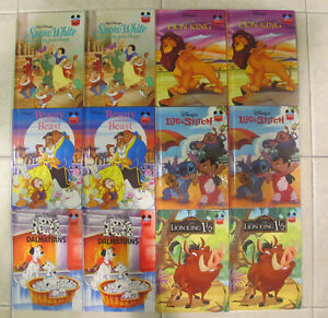 DISNEY BOOKS - NEW (UNUSED) - HARDCOVER (UPDATE 46 SOLD) West Island Greater Montréal image 2