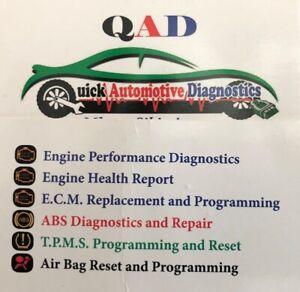 AUTOMOTIVE DIAGNOSTICS AND BOOSTING SERVICES