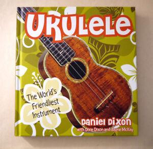 "UKULELE the Worlds Friendliest Instrument "" book """