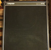 Traynor Group One 2x12 - 70s Vintage Cab w/ Fender Speakers