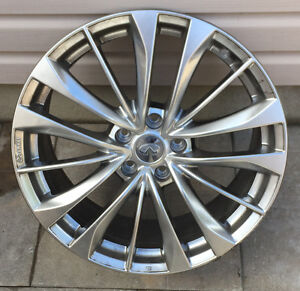 Infinity G37 19inch Factory rims