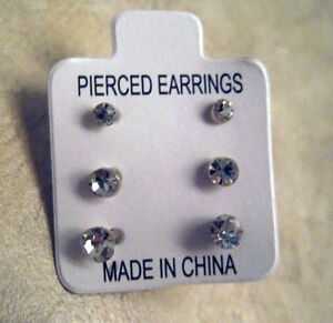 NEW Earings