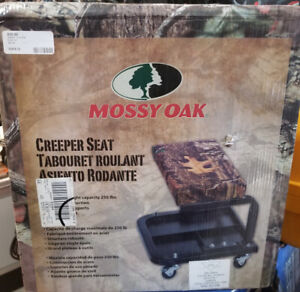 MOSSY OAK CREEPER SEAT