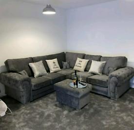 2c2 Verona Corner With Full Back Cushions