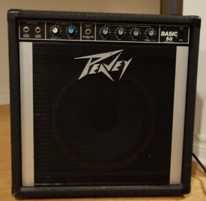 Peavey Keyboard/Guitar/Electronic Drum/Bass Amplifier
