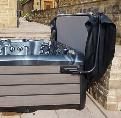 Hot Tub Spa Jacuzzi Cover Lifter VX2 CoverMate ECO 1 Cover Caddy - Side Mounted