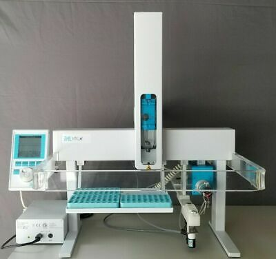 Leap Ctc Pal Htc-xt Autosampler High Throughput Liquid Chromatography Lc