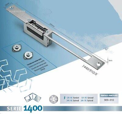 ABREPUERTAS 12v DC 1430 Sin desbloq manual Cierre electrico Portero electronico