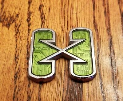 2007-2011 Malibu Tahoe Vue Aura Yukon Hybrid H Emblem Badge Logo OEM