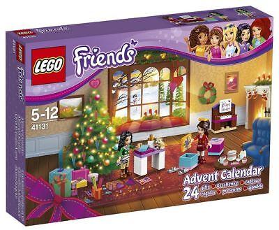 LEGO FRIENDS ADVENT CALENDAR 2016 41131 - NEW CHRISTMAS MINIFIGURE GIFT BUILD