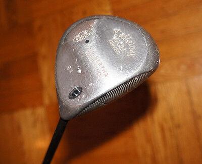 CALLAWAY BIG BERTHA WARBIRD DRIVER S2H2 Golf Club 9 Degree Men's RCH 96 Series