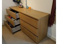Chest of 6 Drawers - 40£ or BEST OFFER