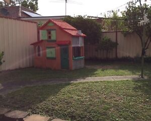 Kids Double Story Cubby House - Negotiable Bass Hill Bankstown Area Preview