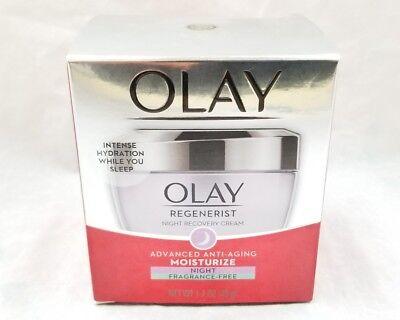 Olay Regenerist Night Recovery Cream Advanced Anti-Aging Night (Anti Aging Recovery)