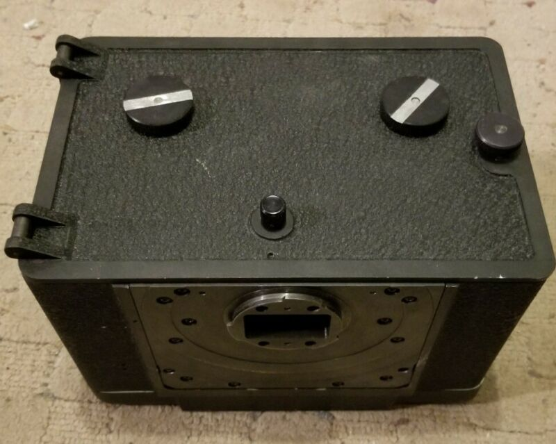 Oxberry model  5327-01 35mm  film animation camera,  Used.  Free shipping