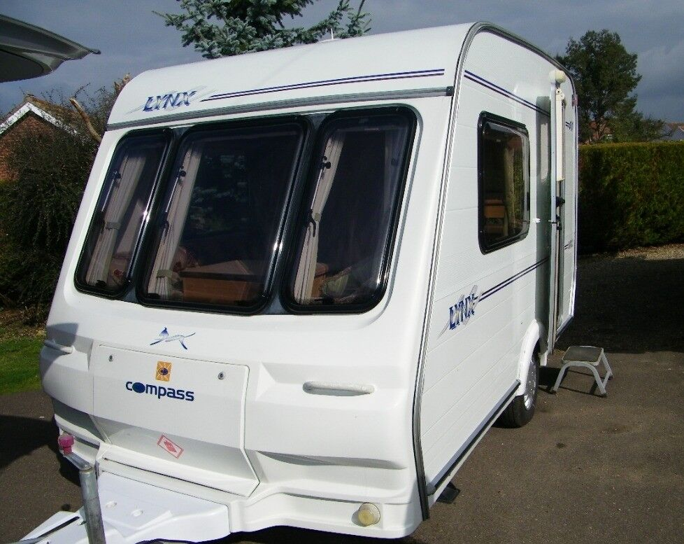 Compass Lynx 2 birth caravan 340/2 | in Norwich, Norfolk ...