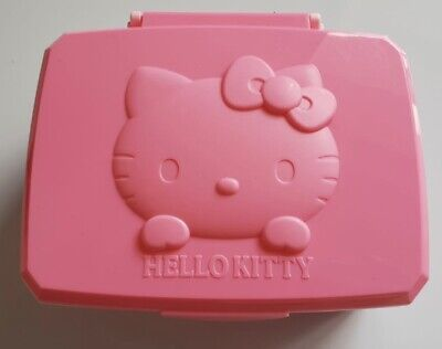 Cute Kawaii Japanese Sanrio Character Hello Kitty Make Up Wipe Case