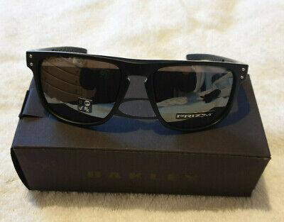 Oakley Holbrook - Blk Matt frame, Blk Prizm Lenses BNWT!