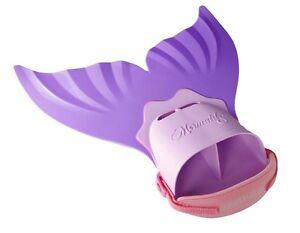 Monoflosse Mermaid lila H2O Flosse für die Meerjungfrau Meerjungfrauflosse Mako