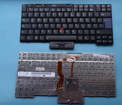 Tastatur IBM Lenovo ThinkPad T520 W520 X220 X220t W510 T420i 420s DE Keyboard gebraucht kaufen  Wuppertal