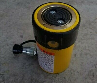Enerpac 50 Ton Hydraulic Lifting Cylinder 4 Stroke Rc504