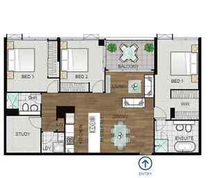 4 bedrooms BIG apt selling in Olympic park Sydney City Inner Sydney Preview