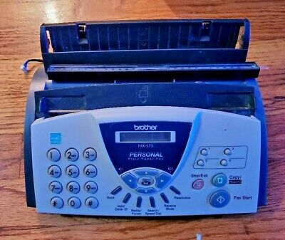 Brother Fax-575 Spare Part Key Board Fax Machine