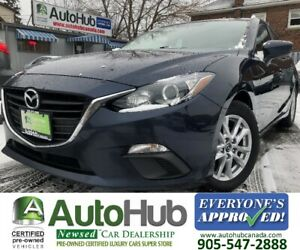 2015 Mazda Mazda3 GS-BACKUP CAMERA-HTD SEATS