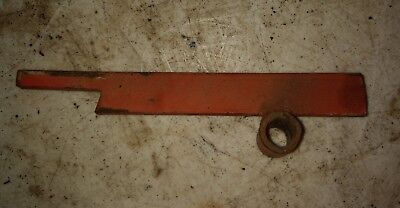 Allis Chalmers Wd45 Wd Tractor Clutch Pedal Lock Out Bracket Part Ac Part