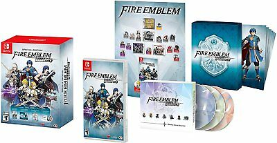 Fire Emblem Warriors Special Edition Nintendo Switch