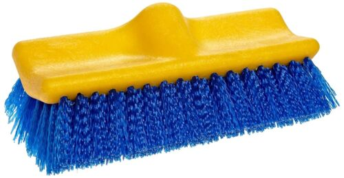 "Rubbermaid FG633700 Poly Bi-Level 10"" Floor Scrub Brush FAST FREE SHIPPING"