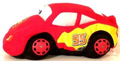 DISNEY STORE - CARS -  Rust-eze Plush Stuffed Character Pillow Pal - 12 inches