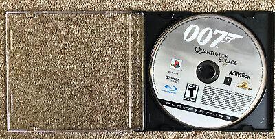 James Bond 007: Quantum of Solace (Sony PlayStation 3, PS3 2008) comprar usado  Enviando para Brazil