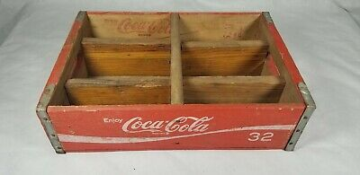 Rare Vintage Wooden Soda Pop Crate Me And My Rc Royal Crown Cola