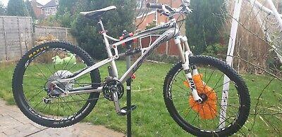 Lappiere zesty 314 Mountain Bike Full Suspension MTB Fox Float Enduro AM