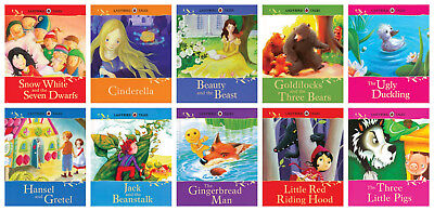 NEW Classic Collection Set of 10 Ladybird Tales Boxed Set Fairytale Book Story for sale  Shipping to India