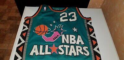 Michael Jordan 95-96 NBA All-Star Jersey