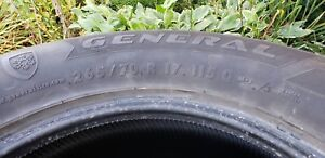 General Tire ALTIMAX Arctic 265/70R/17