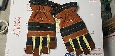 Pro-tech 8 Titan K Structural Firefighting Short Cuff Gloves Size Xxl New