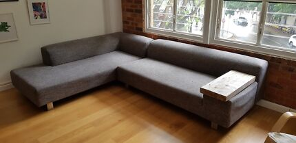 Sofa grey couch